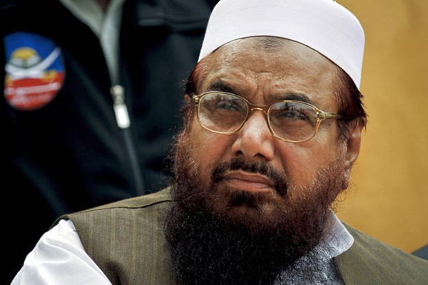 হাফিজ সাঈদ সন্ত্রাসী নয়: পাকিস্তান